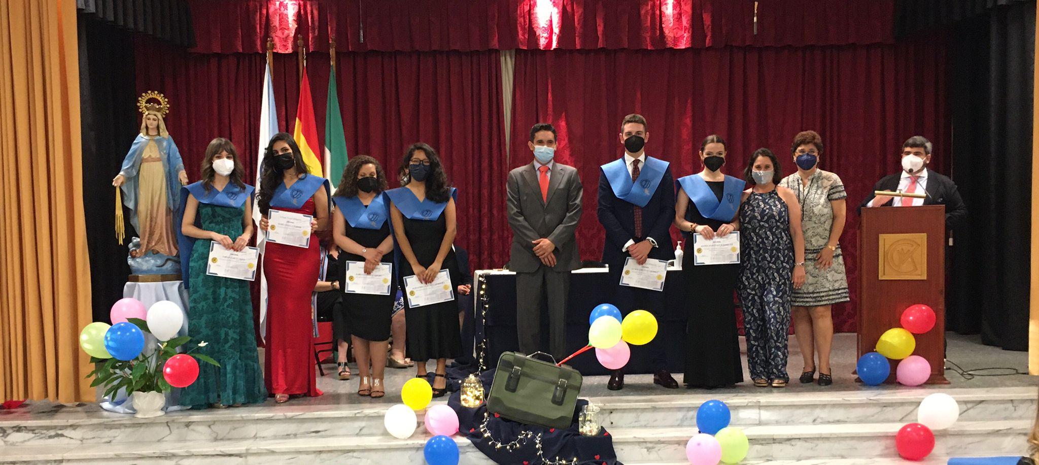 Graduación 2º Bachillerato 20-21